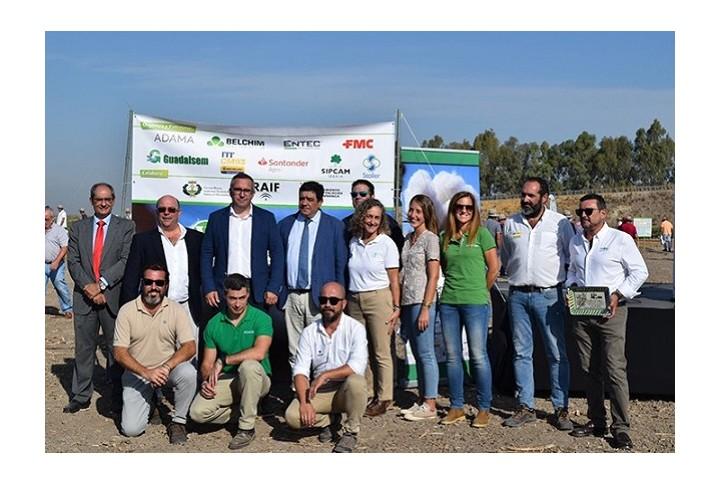 SIPCAM Iberia participa en la VI Jornada de Campo Expo Algodón '19